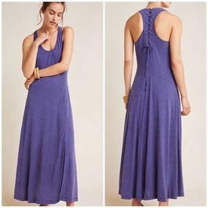 Anthropologie Melanie knit Maxi Dress